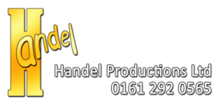 www.handelproductions.co.uk Logo
